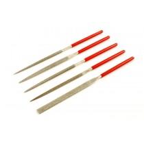 ALLPARTS LT-4851-000 Diamond Surfaced Needle File Set