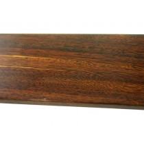 ALLPARTS LT-4910-0R0 Rosewood Peghead Veneer - CITES