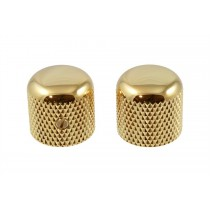 ALLPARTS MK-0910-002 Gold Dome Knobs