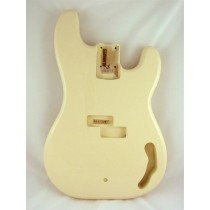 ALLPARTS PBF-OW Olympic White Replacement Body for Precision Bass