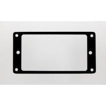 ALLPARTS PC-0741-003 Black Flat Profile Humbucking Pickup Ring Set
