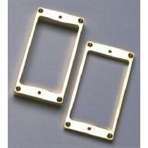 ALLPARTS PC-5436-002 Metal Humbucking Ring Set Gold