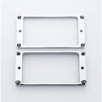 ALLPARTS PC-5436-010 Metal Humbucking Ring Set Chrome