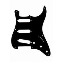 ALLPARTS PG-0550-023 Black Pickguard for Stratocaster