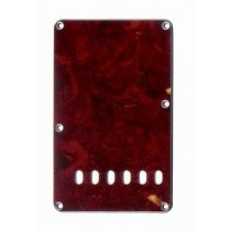 ALLPARTS PG-0556-044 Red Tortoise Tremolo Spring Cover