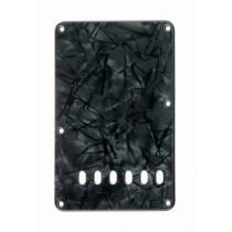 ALLPARTS PG-0556-052 Dark Black Pearloid Tremolo Spring Cover