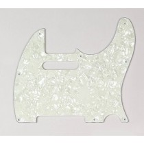 ALLPARTS PG-0562-054 Mint Pearloid Pickguard for Telecaster