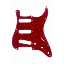 ALLPARTS PG-0562-056 Red Pearloid Pickguard for Telecaster