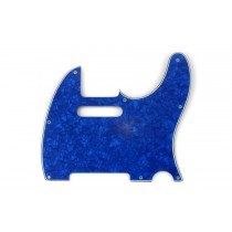 ALLPARTS PG-0562-057 Blue Pearloid Pickguard for Telecaster