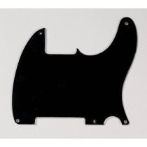 ALLPARTS PG-0567-038 Black Bakelite Pickguard for Esquire
