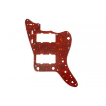 ALLPARTS PG-0582-044 Red Tortoise Pickguard for Jazzmaster