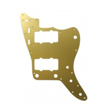 ALLPARTS PG-0582-060 Gold Anodized Pickguard for Jazzmaster