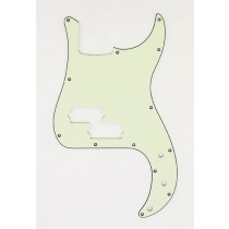 ALLPARTS PG-0750-024 Mint Green Pickguard for Precision Bass
