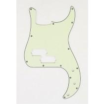 ALLPARTS PG-0750-024 Mint Green Pickguard for Precision Bass