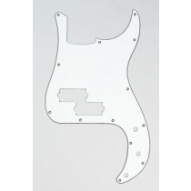 ALLPARTS PG-0750-050 Parchment Pickguard for Precision Bass