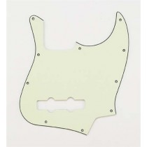 ALLPARTS PG-0755-024 Mint Green Pickguard for Jazz Bass
