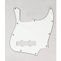 ALLPARTS PG-0755-050 Parchment Pickguard for Jazz Bass