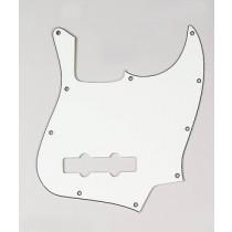 ALLPARTS PG-0755-050 Parchment Pickguard for Jazz Bass