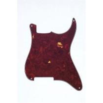 ALLPARTS PG-0992-044 Red Tortoise Outline for Stratocaster