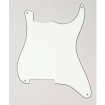 ALLPARTS PG-0992-050 Parchment Outline for Stratocaster