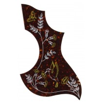 ALLPARTS PG-9810-043 Pickguard for Hummingbird Acoustic