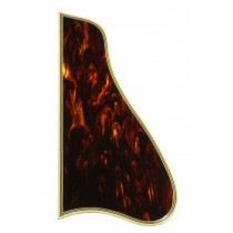 ALLPARTS PG-9815-043 Bound Tortoise Pickguard for Gibson® L-5®