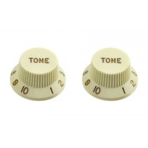 ALLPARTS PK-0153-024 Set of 2 Mint Green Tone Knobs