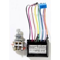 ALLPARTS PU-1272-000 Bartolini Buffer for Piezo Bass Pickup