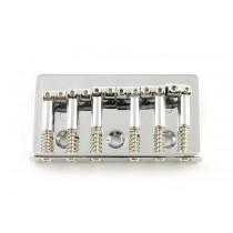 ALLPARTS SB-0190-010 Non-Tremolo Top-Load Bridge Chrome