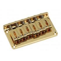 ALLPARTS SB-5115-002 Gotoh Non-Tremolo Bridge Gold