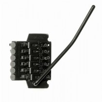 ALLPARTS SB-5255-003 Locking Low-Pro Tremolo Black