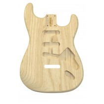 ALLPARTS SBAO Ash Replacement Body for Stratocaster