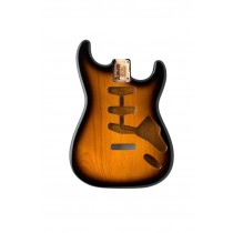 ALLPARTS SBF-2SB Sunburst Finished Replacement Body for Stratocaster