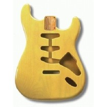 ALLPARTS SBF-BLND Blonde Finished Replacement Body for Stratocaster