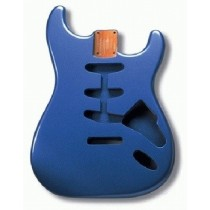 ALLPARTS SBF-LPB Lake Placid Blue Finished Replacement Body for Stratocaster