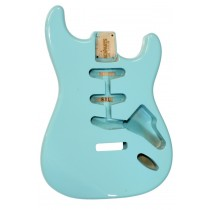 ALLPARTS SBF-SB Sonic Blue Finished Replacement Body for Stratocaster