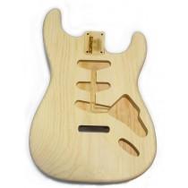 ALLPARTS SBO-PN Sugar Pine Replacement Body for Stratocaster