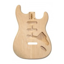 ALLPARTS SBO Alder Replacement Body for Stratocaster
