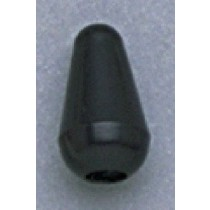 ALLPARTS SK-0731-023 Black Switch Knobs for Import Stratocaster