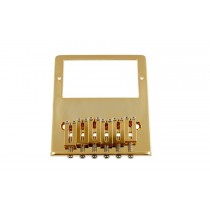 ALLPARTS TB-0031-002 Gold Gotoh Humbucking Bridge for Telecaster