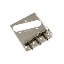 ALLPARTS TB-5127-001 Gotoh Nickel Compensated Bridge for Telecaster