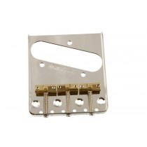ALLPARTS TB-5129-001 Wilkinson Staggered Saddle Bridge for Telecaster