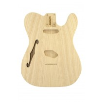 ALLPARTS TBAO-TL Thinline Ash Replacement Body for Telecaster®