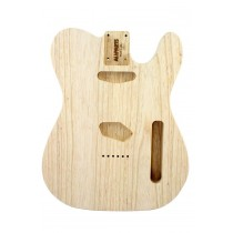 ALLPARTS TBAO Ash Replacement Body for Telecaster
