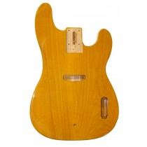 ALLPARTS TBBF-BS Butterscotch Finished Replacement Body for Telecaster Bass