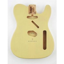 ALLPARTS TBF-BLND Blonde Finished Replacement Body for Telecaster
