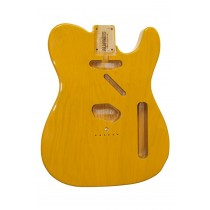 ALLPARTS TBF-BS Butterscotch Finished Replacement Body for Telecaster