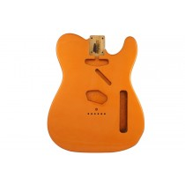 ALLPARTS TBF-CAO Candy Apple Orange Replacement Body for Telecaster