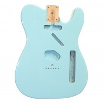 ALLPARTS TBF-SB Sonic Blue Finished Replacement Body for Telecaster