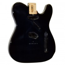 ALLPARTS TBF-STMB See Through Midnight Blue Finished Replacement Body for Telecaster